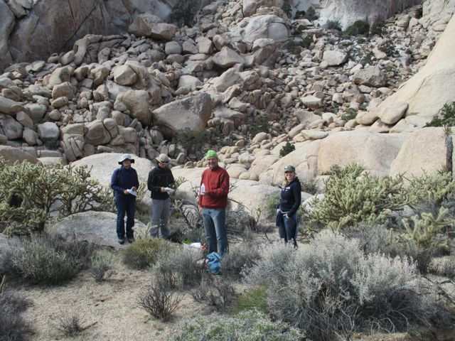 Research Highlights Sweeney Granite Mountains Desert
